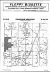 Map Image 030, Pine County 2001