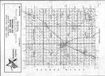 Index Map, Pipestone County 1982