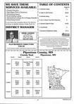 Index Map 1, Pipestone County 1999 Published by Farm and Home Publishers, LTD