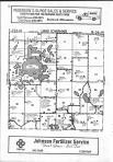Lake Johanna T123N-R36W, Pope County 1977 Published by Directory Service Company