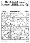 Lake Johanna T123N-R36W, Pope County 1998 Published by Farm and Home Publishers, LTD