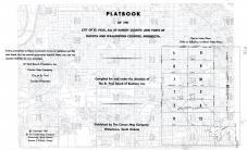 Index - Key to Index Map, Title Page, Ramsey - Dakota - Washington  Counties and St Paul 1960