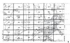 Index Map 008, Ramsey - Dakota - Washington  Counties and St Paul 1960