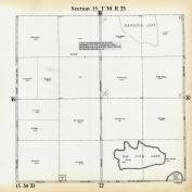 Mounds View - Section 15, T. 30, R. 23, Ramsey County 1931