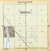 Mounds View - Section 16, T. 30, R. 23, Ramsey County 1931