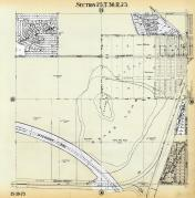 Mounds View - Section 25, T. 30, R. 23, Ramsey County 1931