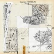 Mounds View - Section 28, T. 30, R. 23, Ramsey County 1931
