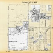 Mounds View - Section 31, T. 30, R. 23, Ramsey County 1931