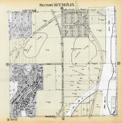 Mounds View - Section 32, T. 30, R. 23, Ramsey County 1931