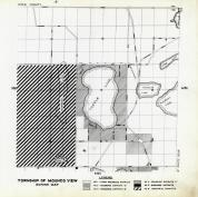 Mounds View Township Zoning Map 002, Ramsey County 1931