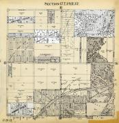 New Canada - Section 17, T. 29, R. 22, Ramsey County 1931
