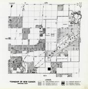 New Canada Township Zoning Map 002, Ramsey County 1931