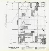 Rose Township Zoning Map 001, Ramsey County 1931