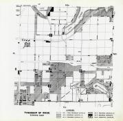 Rose Township Zoning Map 002, Ramsey County 1931