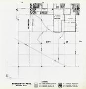 Rose Township Zoning Map 003, Ramsey County 1931