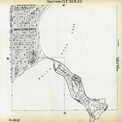 White Bear - Section 13, T. 30, R. 22, Ramsey County 1931