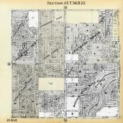 White Bear - Section 25, T. 30, R. 22, Ramsey County 1931