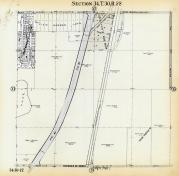 White Bear - Section 34, T. 30, R. 22, Ramsey County 1931
