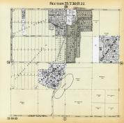 White Bear - Section 35, T. 30, R. 22, Ramsey County 1931
