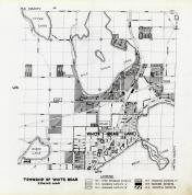 White Bear Township Zoning Map 003, Ramsey County 1931