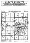 Red Lake Falls T151N-R44W, Red Lake County 1998 Published by Farm and Home Publishers, LTD