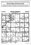 Map Image 025, Red Lake County 2000