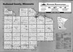 Index Map, Redwood County 1996