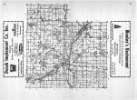 Index Map, Rice County 1970