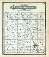 Denver Township, Hardwick, Rock County 1935