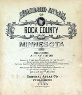 Title Page, Rock County 1935