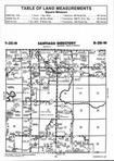 Map Image 001, Sherburne County 1999