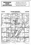 Map Image 003, Sherburne County 2000