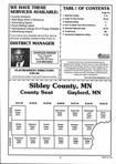 Index Map 1, Sibley County 1999