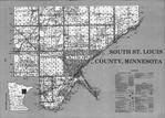 Index Map 4, St. Louis County 1996 South Published by Farm and Home Publishers, LTD