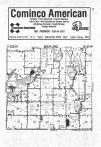 Eden Lake T122N-R31W, Stearns County 1982 Published by Directory Service Company