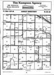 Map Image 004, Stearns County 1996