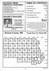 Index Map 1, Stearns County 1999