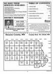 Index Map 1, Stearns County 2000