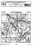 Map Image 074, Stearns County 2000