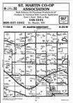Map Image 076, Stearns County 2000