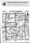 Map Image 070, Stearns County 2001