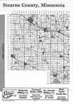 Index Map 001, Stearns County 2002