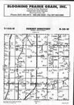 Map Image 001, Steele County 2001