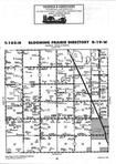 Map Image 021, Steele County 2001