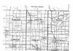 Dodge County Index Map 1, Steele and Dodge Counties 1985