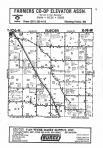 Steele County Map Image 001, Steele and Dodge Counties 1985