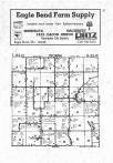 Moran T132N-R33W, Todd County 1981 Published by Directory Service Company