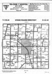 Map Image 013, Todd County 1995