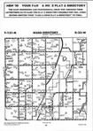 Map Image 005, Todd County 1999