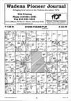 Map Image 012, Todd County 1999